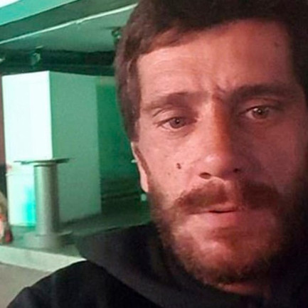 UK EXCLUSIVE: 'Beast of Kavos rapist arrested on stretcher after cliff fall as two-week manhunt