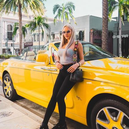 EXCLUSIVE: Rich Girl of Instagram in court over 'rare python skin designer accessories'