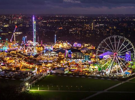 Winter Wonderland security guard facing life on dole after kicking visitor in head at popular family