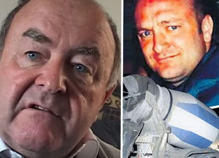 LEE BALKWELL: Undercover police met grieving dad and leaked files on mystery cement mixer death