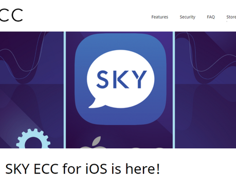 Prosecution witnesses in Encrochat case told not to discuss Sky ECC hack as its 'too sensitive'