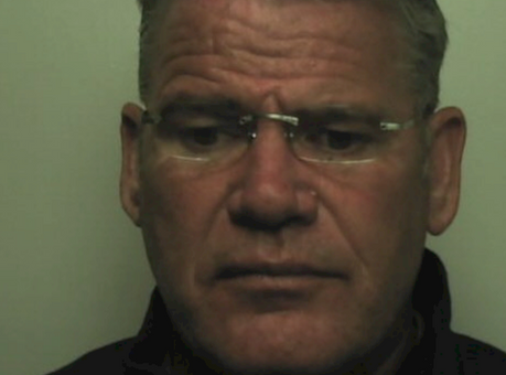 KINAHAN CARTEL: Crime boss number two jailed for three years for possessing 10,000 volt stun gun dis