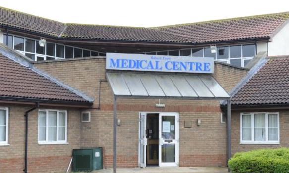 Robert Frew medical Centre