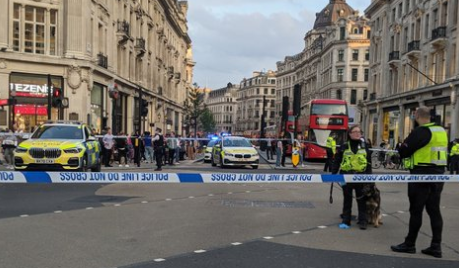 LONDON KNIFECRIME CRISIS: Man in court over fatal stabbing of 60-year-old at Oxford Circus