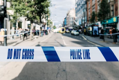 JUST ANOTHER MURDER: Man, 23, shot dead last night is London's latest victim to ongoing violence