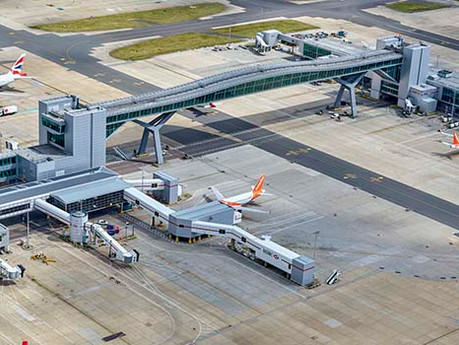 TERRORISM NEWS: Man arrested at Gatwick Airport on suspicion of terror offence after flying in from