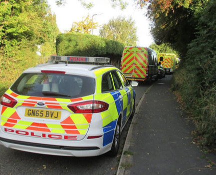 BREAKING NEWS: Hadlow murders - man charged with stabbing two women to death