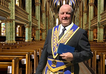 EXCLUSIVE: Scandal of 'widespread abuse by Freemasons' revealed by whistleblower