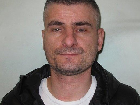 WANTED FOR MURDER: Face of Albanian sought in UK over gun slaying and injuries to 3 others back home