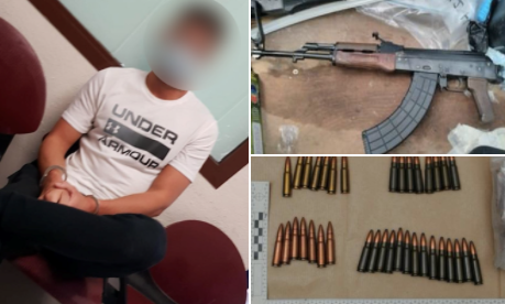 ENCROCHAT HACK: Four men arrested over machine guns and cocaine after encrypted phones probe