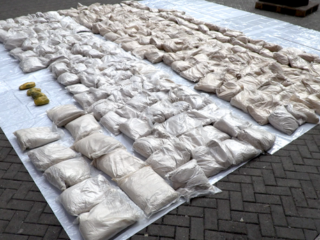 Another crime gang falls for NCA sting involving removal of drugs before ship finishes journey
