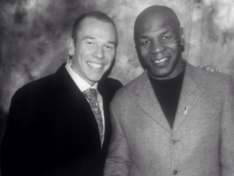 Man who posed with boxing legend Mike Tyson jailed over drugs and stun gun