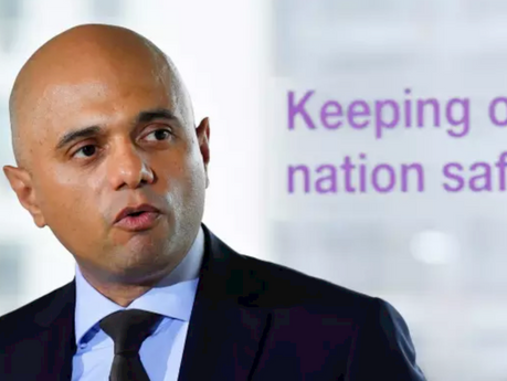 Organised criminals are 'biggest national security threat' to UK warns Sajid Javid