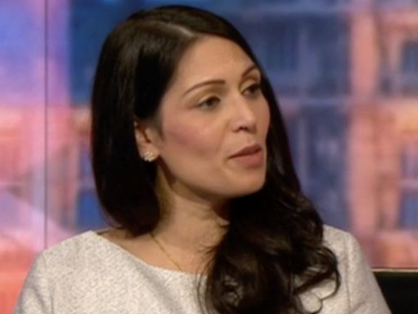 DANIEL MORGAN MURDER: Priti Patel may 'cover up' parts of overdue panel report, delaying publication