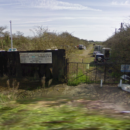 Mystery of human skeleton dug up at by workmen at Essex scrap yard