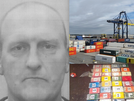 Corrupt dock worker helped smuggle at least £114 million of cocaine from South America through Port