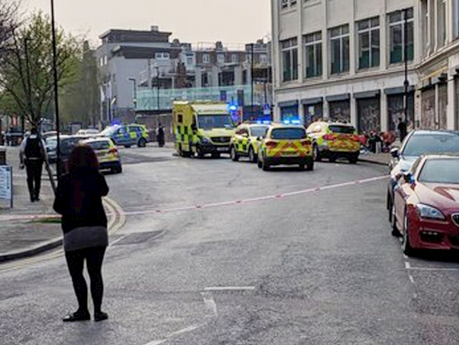 BREAKING NEWS: Knife crime epidemic claims another life in London as man stabbed to death