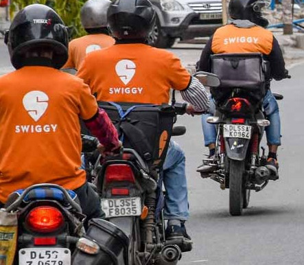 Swiggy raised $800 mn at a valuation of $5 bn