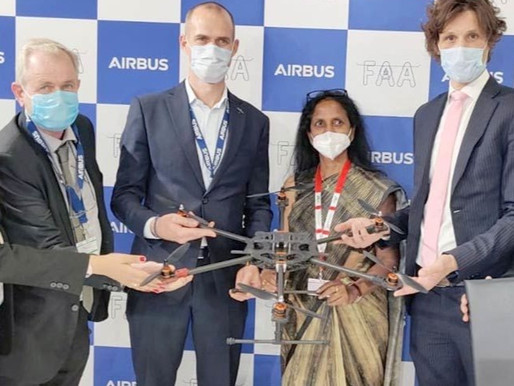 Airbus to partner Flytech to train drone pilots in India