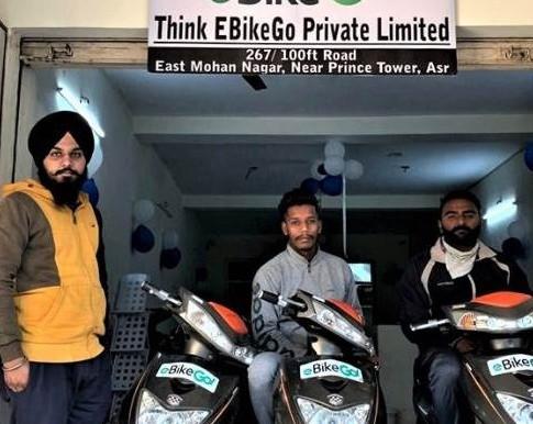 EV logistics startup eBikeGo raised $1.5 mn in pre-Series A round