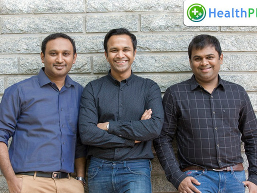 Healthtech startup HealthPlix raised $13.5 mn in Series B round led by Lightspeed