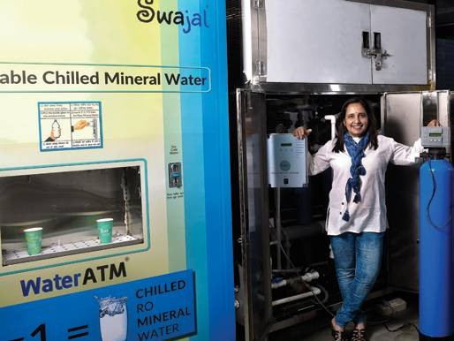 Watertech startup Swajal raised $1.6M from RVCF, others