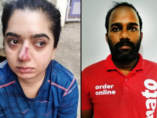 Woman who accused Zomato delivery agent of assault booked for same offence by Bengaluru Police