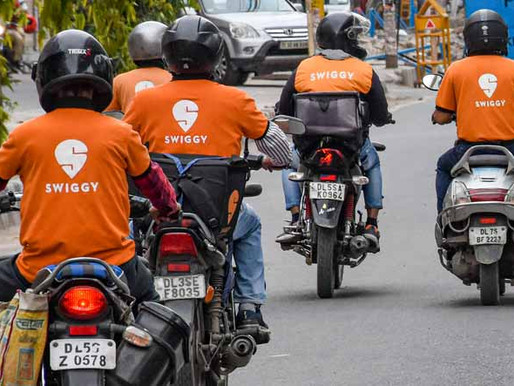 Swiggy to pay for COVID-19 vaccine of its over 2 lakh delivery staff