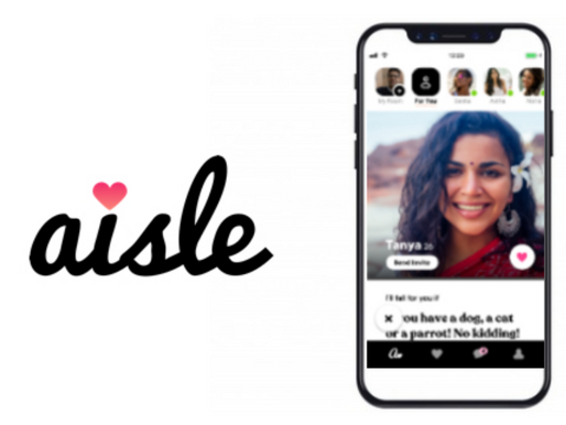 Dating app Aisle closes pre-Series A round, to enter Tier-II cities
