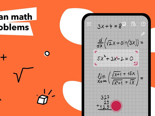 Math learning app Photomath raises $23 mn as it reaches 220 million downloads