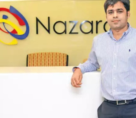 Ahead of IPO, Nazara Technologies garners Rs 261 Cr from anchor investors