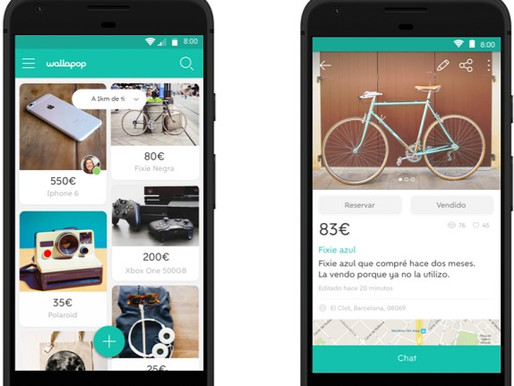 Spain's Wallapop raised $191 mn at an $840 mn valuation for its classifieds marketplace