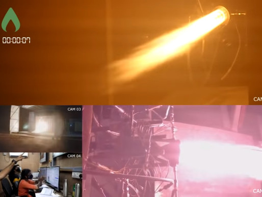 Chennai Spacetech Startup Agnikul Test Fires World's First 3D-Printed Rocket Engine