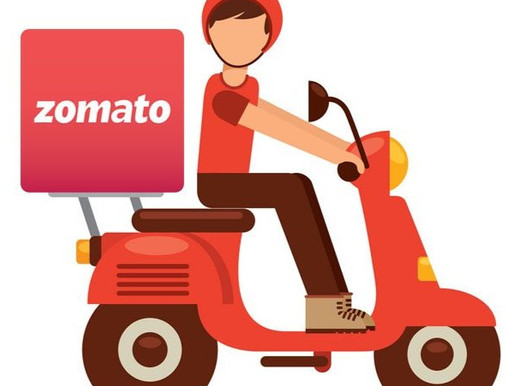 Zomato raised a fresh $250 mn funding; valued at $5.4 bn post fundraiser
