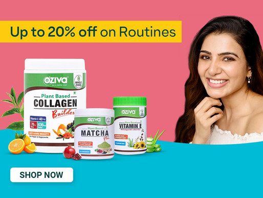 OZiva raised $12 mn Series B from Eight Road Ventures, F-Prime Capital, and Matrix Partners