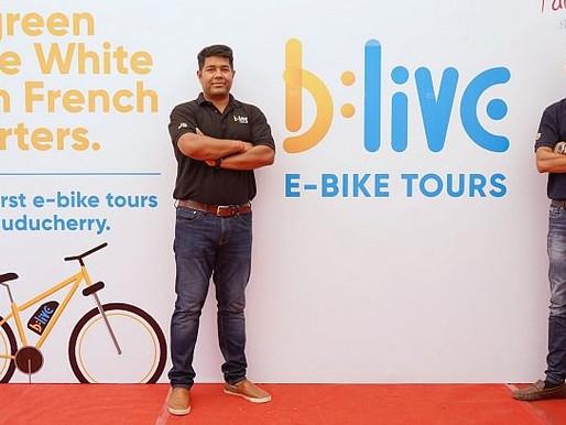 EV experience platform Blive raised $1 mn in pre-Series A round