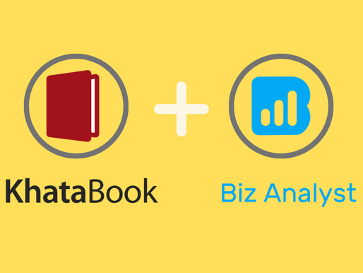 Khatabook acquired SaaS startup Biz Analyst in deal valued at $10 mn