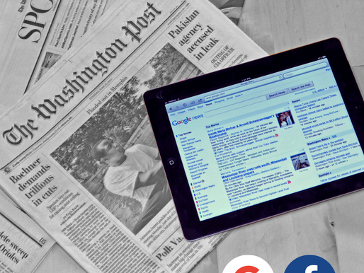 Google, Facebook sued by West Virginia newspaper publisher