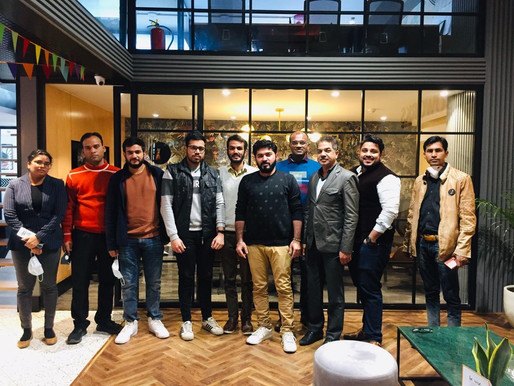 273rd Startup Meet-up @Delhi Organized by StartupNews.fyi & supported by TheStartupLab