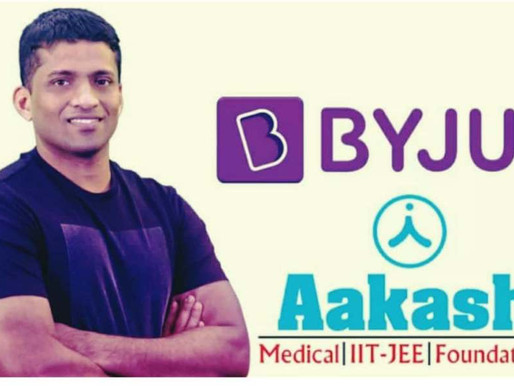 Byju's to acquire Aakash Educational Services in $700 mn deal
