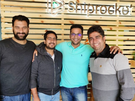 Shiprocket raised $27 mn from Tribe Capital, March Capital