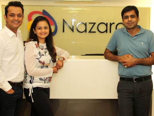 Nazara Technologies' IPO of 5.3 mn shares to open on March 17, fixes price band