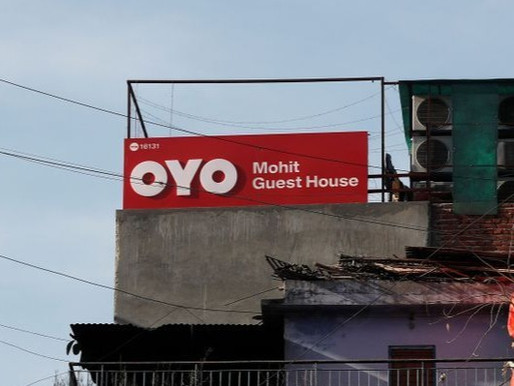 SoftBank pulls out of Latin America partnership with Oyo Hotels