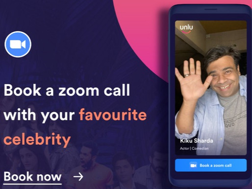 Celebrity engagement platform Unlu raised Rs9 Cr in seed round led by Nexus