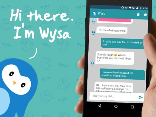 Google's assistant investment programme invests in mental health startup Wysa