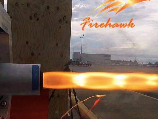 Firehawk Aerospace raised seed funding of $2.5 mn