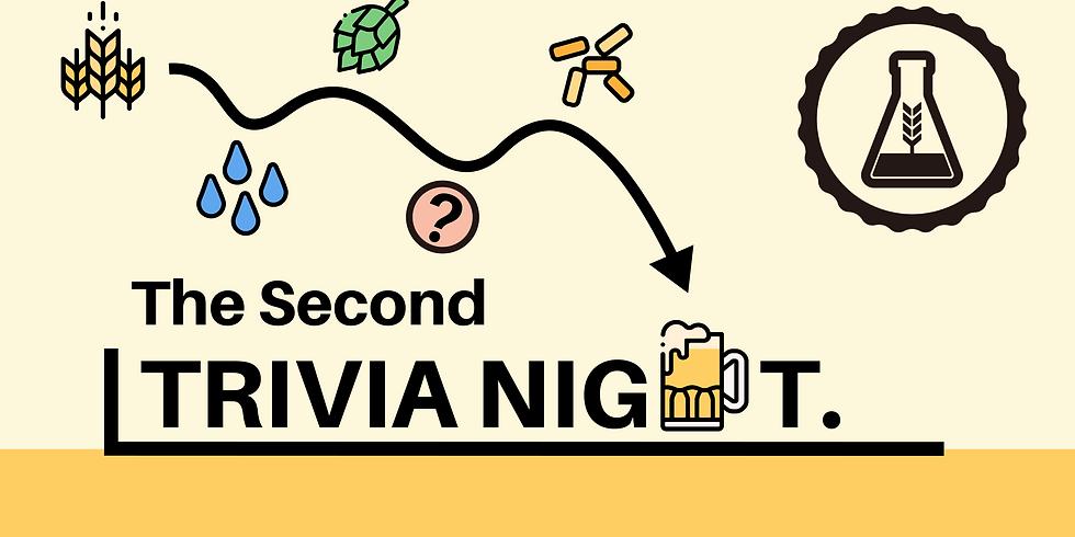 Monash BrewLab Trivial Night 2