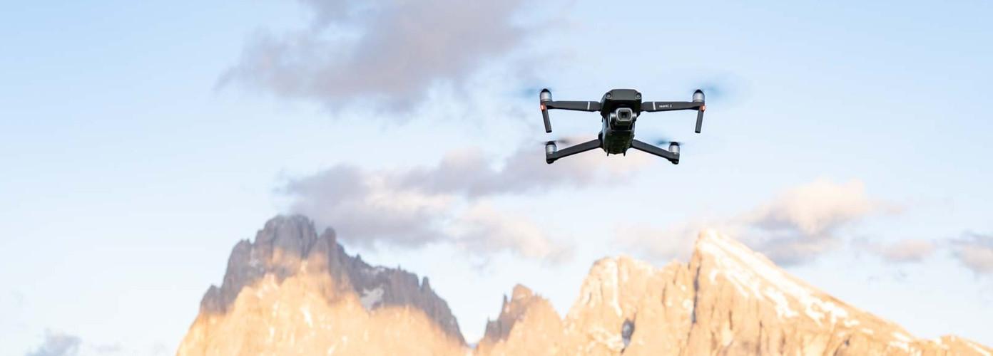 Drohnen Aufnahmen