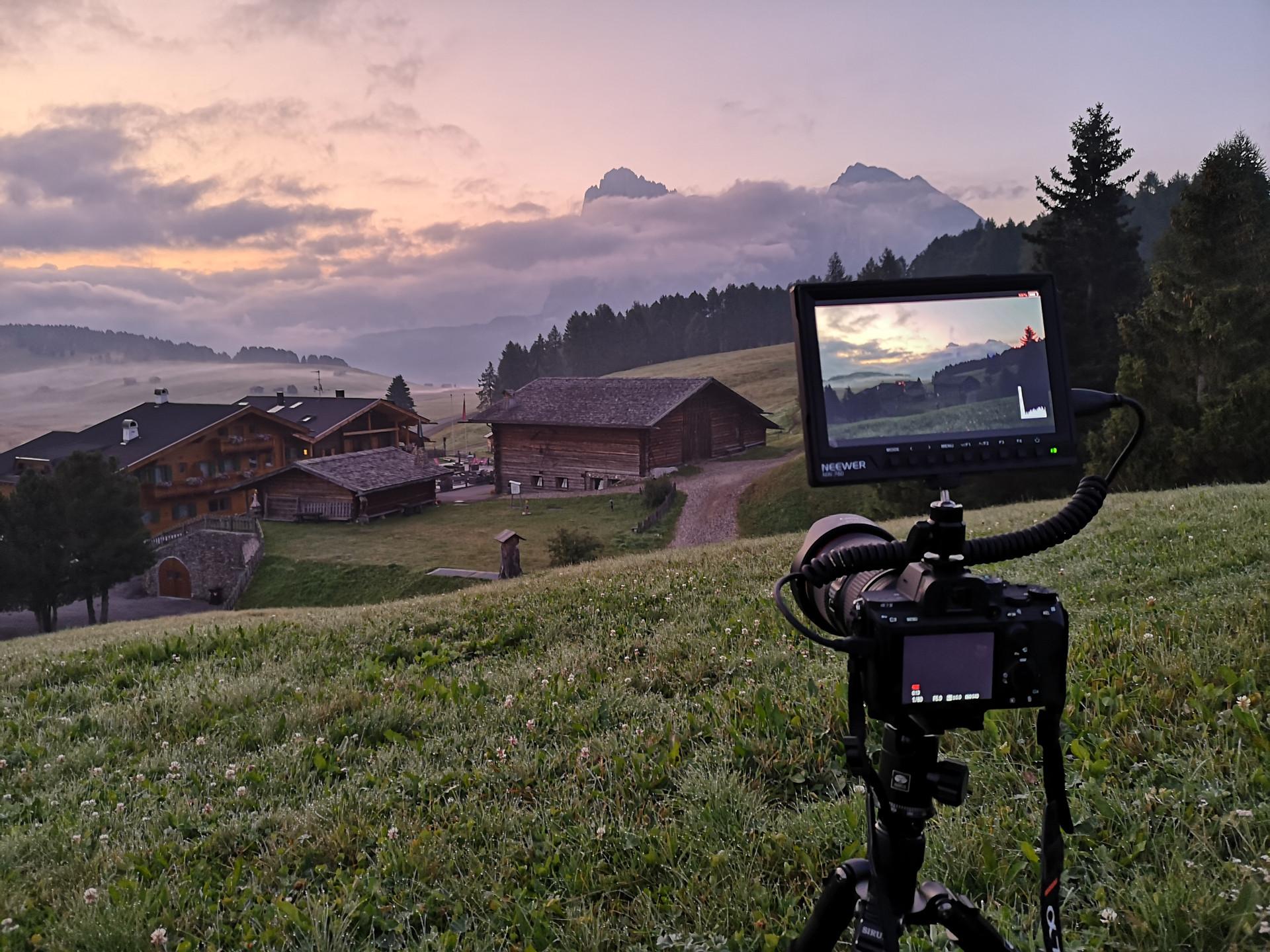 Filmprojekt Hotel Ritsch
