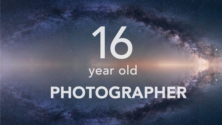 16 Year old photographer living in the Dolomites